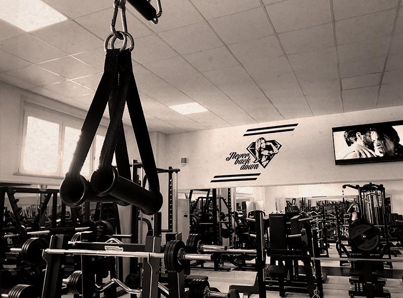 palestra esclusiva dedicata al fitness cura del corpo area benessere attivita muscolare perugia