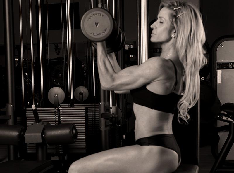 tonificazione muscolare dimagrimento con attivita fisica perdita di peso rinforzo muscoli perugia umbria